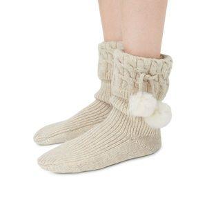 Brand new UGG sienna pom pom socks